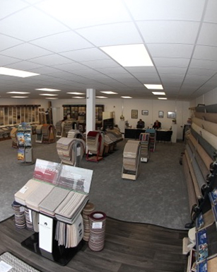 Coleman's Carpets Showroom